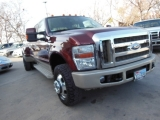 Ford Super Duty F-350 DRW KING RANCH 2008