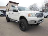 Ford F-150 LARIAT (KING RANCH SEATS) 4X4 CREW CAB 2007