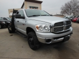 Dodge Ram 3500 Flat Bed 4x4 SLT 2008