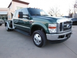 Ford Super Duty F-350 DRW FLAT BED 4X4 LARIAT 2008