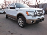 Ford F-150 CREW CAB KING RANCH  4X4 2011