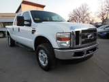 Ford Super Duty F-250 SRW CREW CAB FX4 GASOLINE 2010