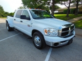 Dodge Ram 3500 Mega Cab 6Spd Manual DRW 2007
