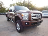 Ford Super Duty F-250 SRW CREW CAB KING RANCH 4X4 2012