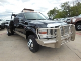 Ford Super Duty F-350 LARIAT FLAT BED 2008