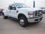 Ford Super Duty F-350 4x4 DRW EXTENDED CAB XLT 2010