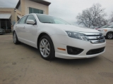Ford Fusion SEL FWD 4DR 2012