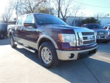 Ford F-150 CREW CAB 4X4 KING RANCH 2009