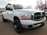 Dodge Ram 3500 SLT 6 SPEED 2006