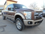 Ford Super Duty F-350 SRW  4X4 KING RANCH 2011