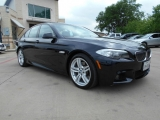 BMW 5 Series 535I TWIN TURBO M5 PACKAGE 2011