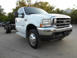 Ford Super Duty F-450 DRW XL CAB AND CHASSIS 2004