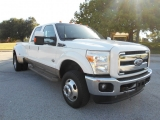 Ford Super Duty F-350 DRW KING RANCH FX4 2011