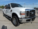 Ford Super Duty F-250 XLT 4X4 Short Bed 2008
