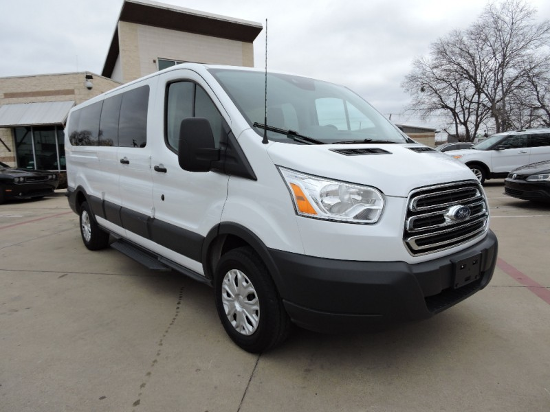 Ford Transit Wagon T-350 XLT Low Roof 2015