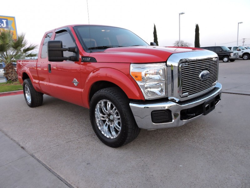 Ford Super Duty F-250 2WD XL 2011
