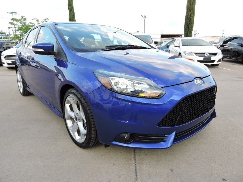 Ford Focus ST Hatchback Manual 2014