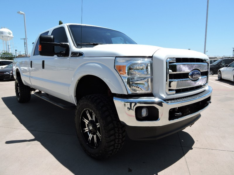Ford Super Duty F-250 SRW XLT 4X4 2013