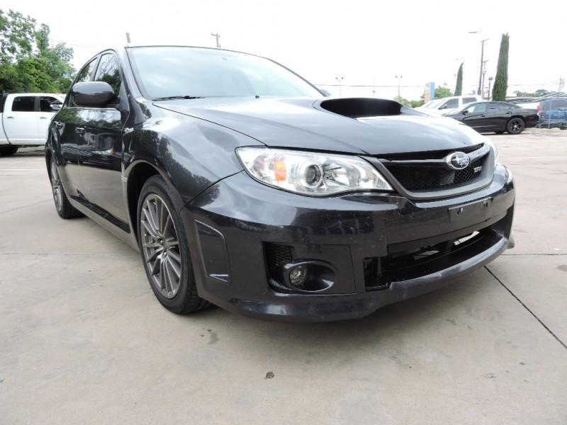 Subaru Impreza Sedan WRX Premium 2014