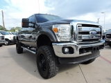 Ford Super Duty F-250 Lariat 4x4 Lifted 2011