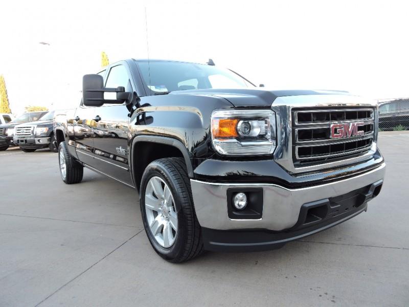 GMC Sierra 1500 SLE Texas Edition 2015