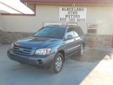 Toyota Highlander Limited V6 2005
