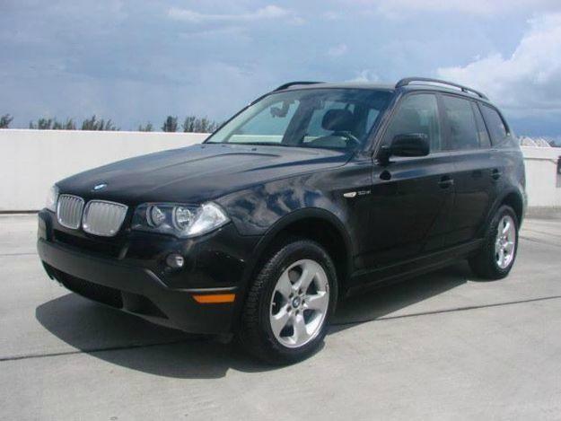 BMW X3 SUV 2008