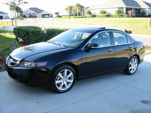 Acura TSX, NAVIGATION 2004