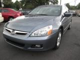 Honda Accord Sdn 2007