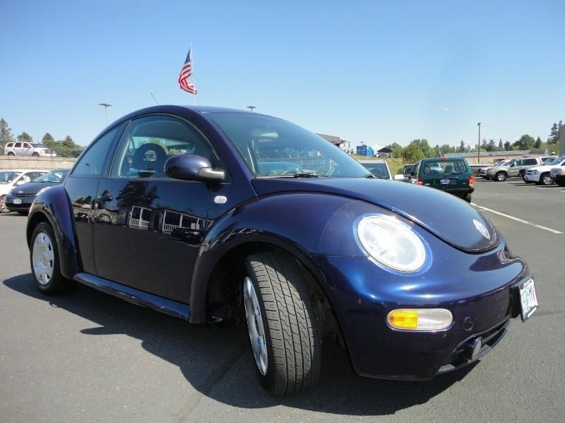 Volkswagen New Beetle TDI 2002