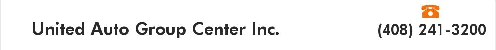 United Auto Group Center Inc.. (408) 241-3200