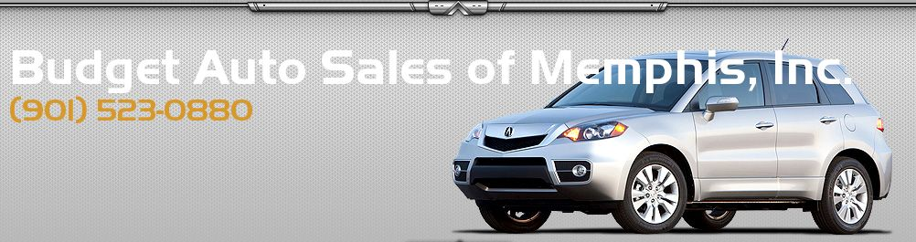 Budget Auto Sales of Memphis, Inc.. (901) 523-0880
