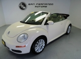 Volkswagen New Beetle Convertible 2010