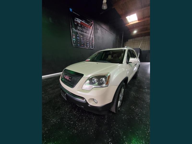 2011 gmc acadia fwd 4dr slt1 cars - oxnard, ca at geebo