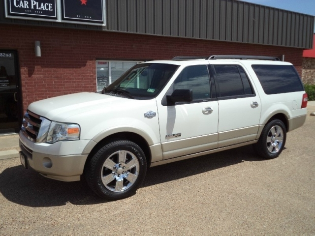 2008 ford expedition el 2wd 4dr eddie bauer inventory. Black Bedroom Furniture Sets. Home Design Ideas