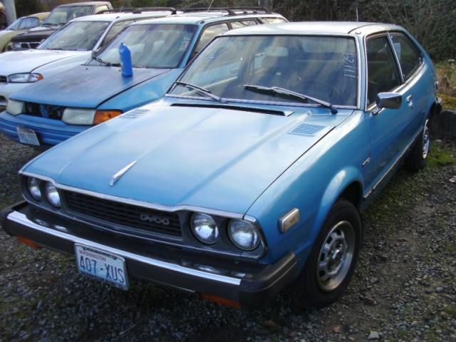 Inventory whiteys auction public auto auction in for 1978 honda civic