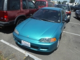 Honda Civic 1993