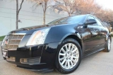 Cadillac CTS Sedan Luxury Package 2010