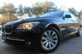 BMW 750Li w/ Premium Package 2011