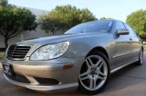 Mercedes-Benz S-Class Sport Pkg AMG Wheels 2006