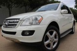 Mercedes-Benz ML-350 4MATIC  w/ Navigation 2008
