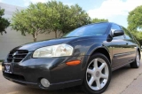 Nissan Maxima Sunroof/Moonroof GXE Auto 2000