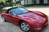 Chevrolet Corvette Targa Top/Leather/Low miles 1999