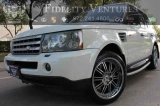 Land Rover Sport SuperCharged Luxury Pkg Entertainment system 2006
