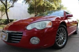 Chrysler Sebring Limited,Leather,Sunroof 2004