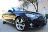 Lexus IS 250C Premium Nav. Sport Pkg 2010