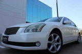 Nissan Maxima SE Leather DVD/Leather/Dual moon roof 2004