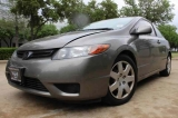 Honda Civic LX Cpe Manual 2008