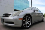 Infiniti G35 Coupe Manual Sport 2004