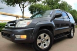 Toyota 4Runner SR5 V6 Leather Dvd 2005